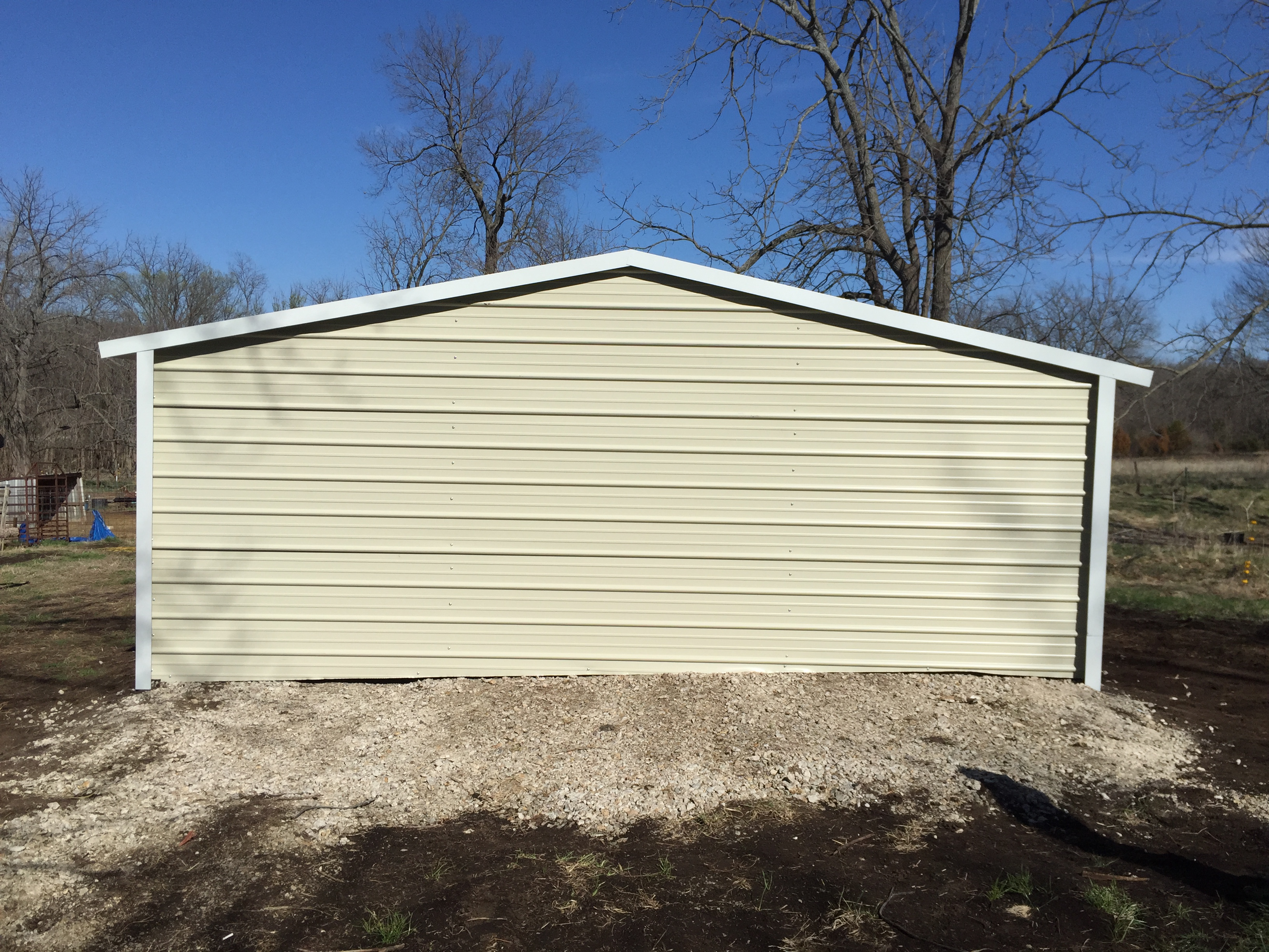 Boxed Eave Carports Photo Gallery