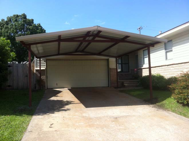 Custom Metal Carports : Carports