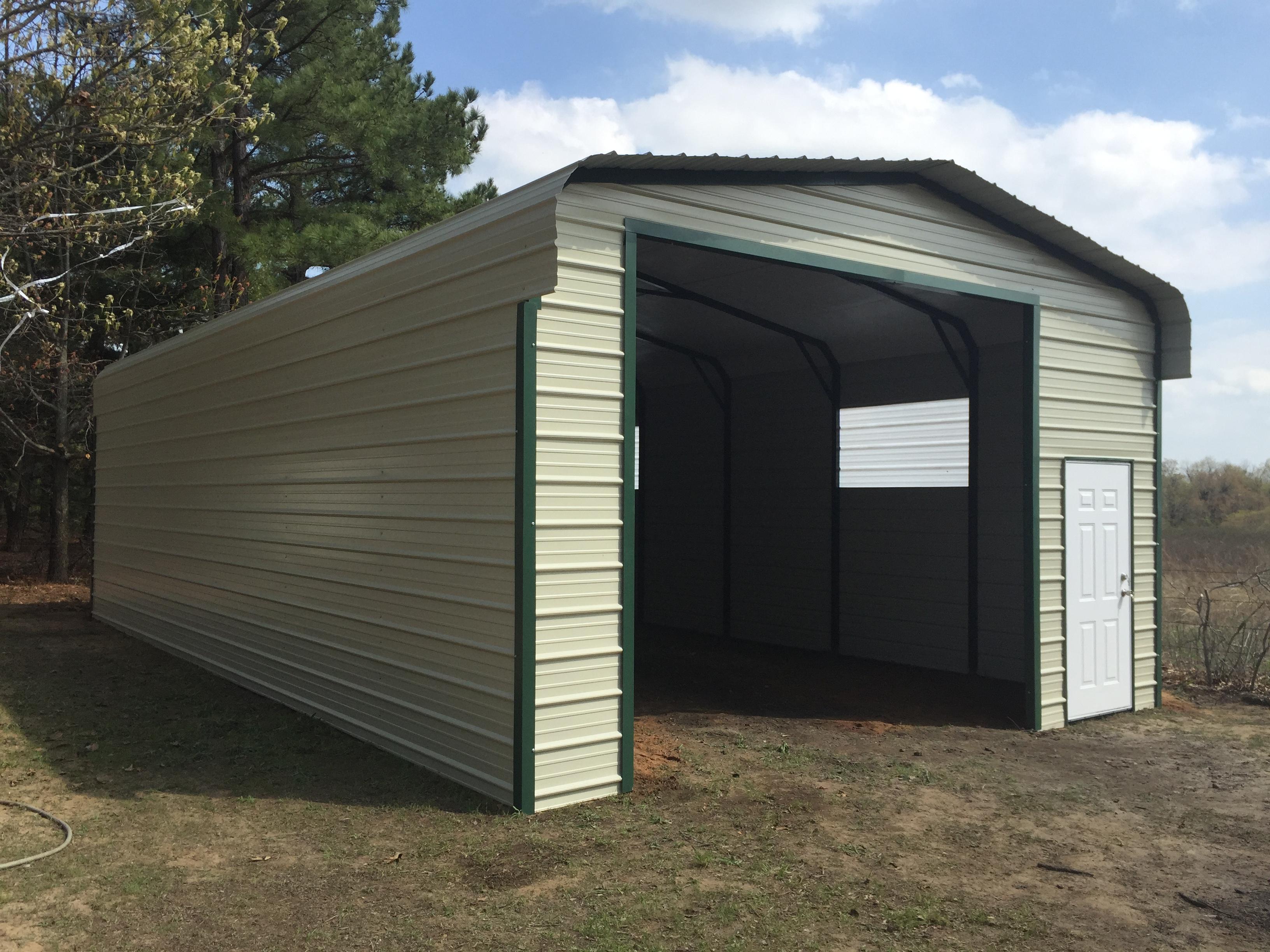 standard garages. Black Bedroom Furniture Sets. Home Design Ideas